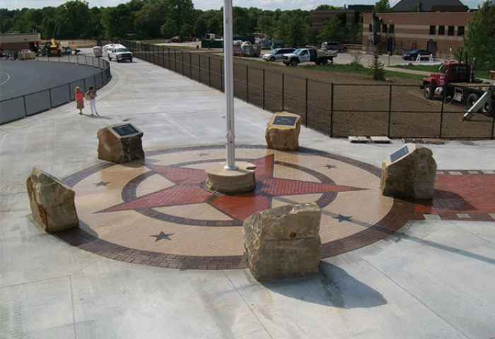 Veterans Memorial Honors Hudson Fallen Soldiers from All Wars & Conflicts