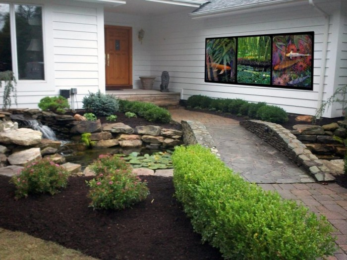 Front Entry Gardens